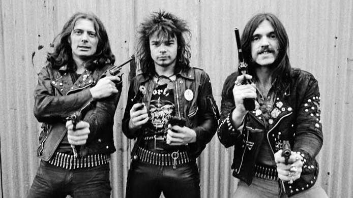 Motorhead Studio Albums Ranked Worst to Best