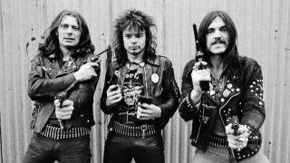 Motorhead in 1978