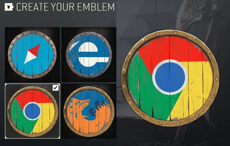 The best For Honor emblems we've seen so far | PC Gamer
