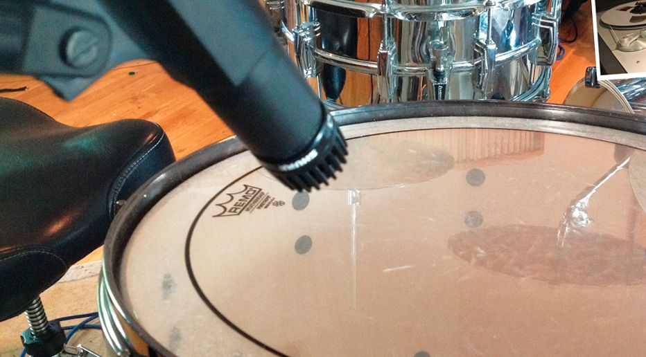 10 things you need to know about recording drums