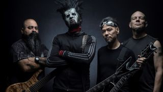 Static-X press shot