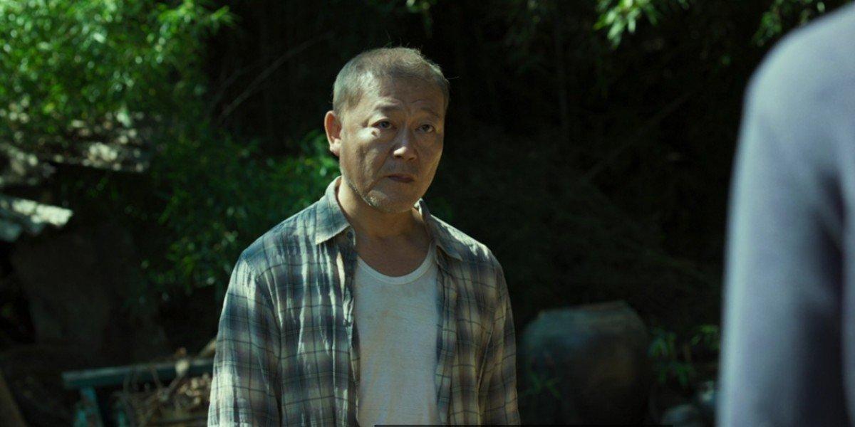 Jun Kunimura in The Wailing