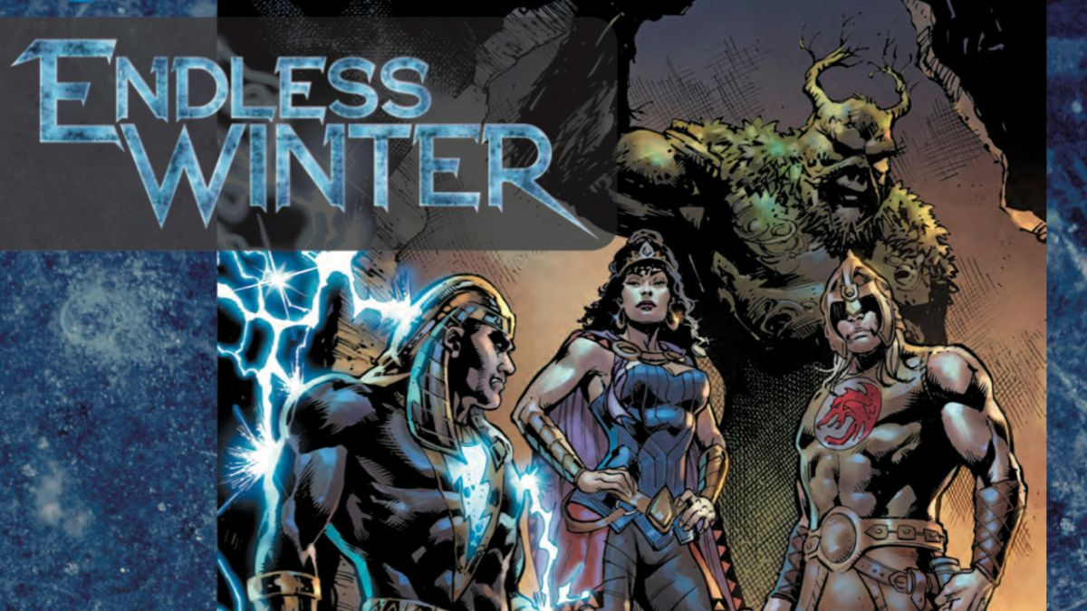 DC introduces Justice League Viking for Endless Winter