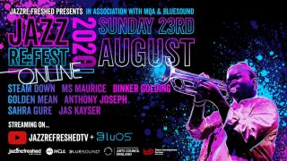 Bluesound kit owners can stream Jazz Re:Fest in hi-res for free