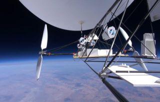 tandem airship jp aerospace