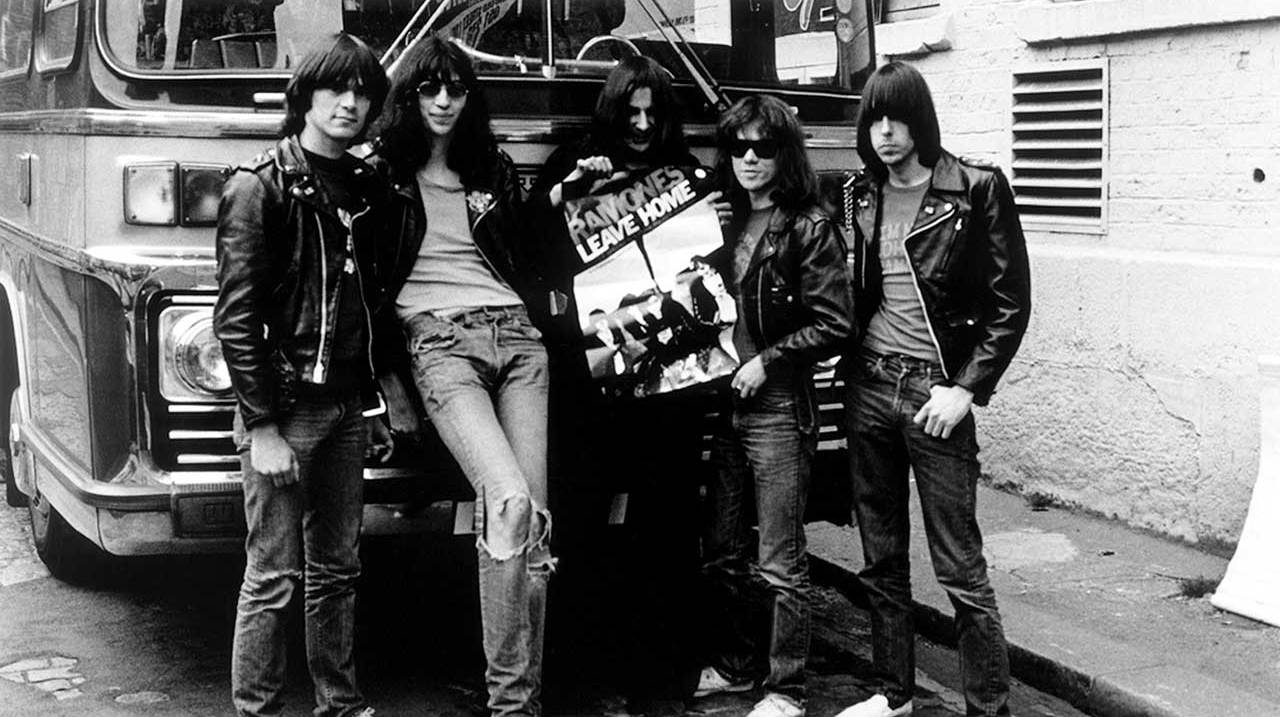 The Story Behind The Song: The Ramones - Rockaway Beach | Louder