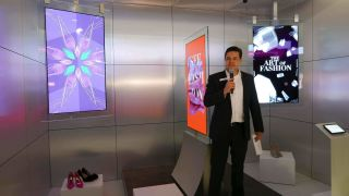 LG Raises the Bar for OLED at Digital Signage Expo