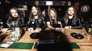 Airbourne press shot