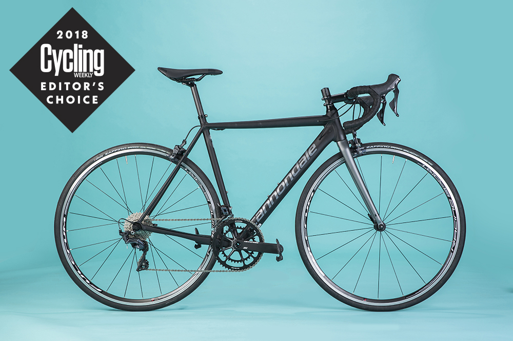 da7b2fc742a Cannondale CAAD12 Ultegra review - Cycling Weekly