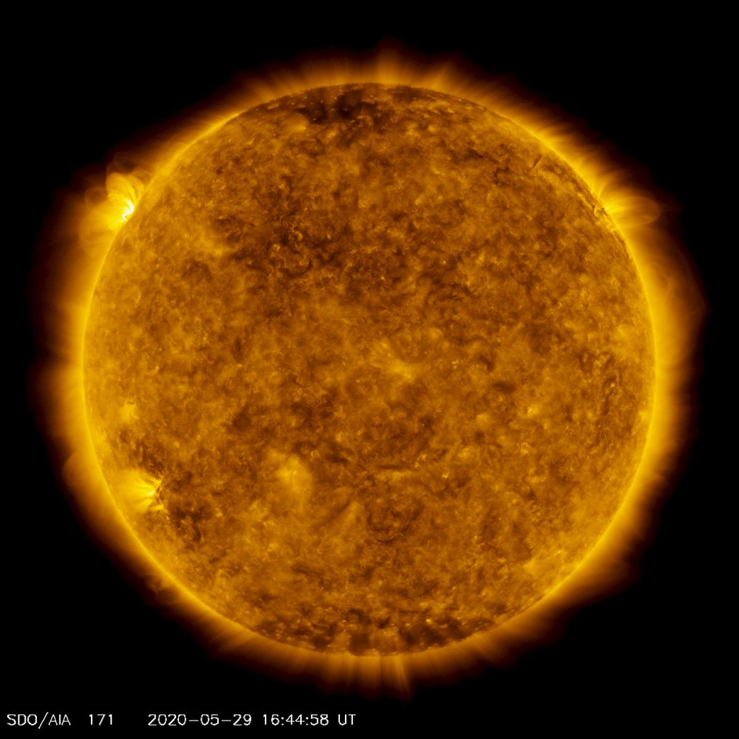 Sun unleashes biggest flare since 2017. Is our star waking up? - Space.com