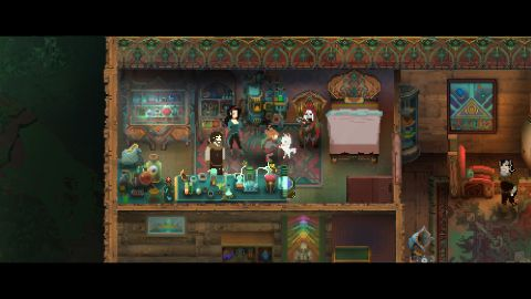 Children of Morta review | PC Gamer