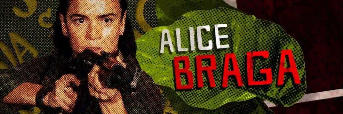 Sol Soria (Alice Braga) The Suicide Squad