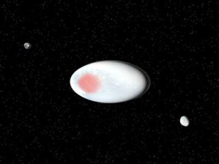 Haumea and its 2 Satellites