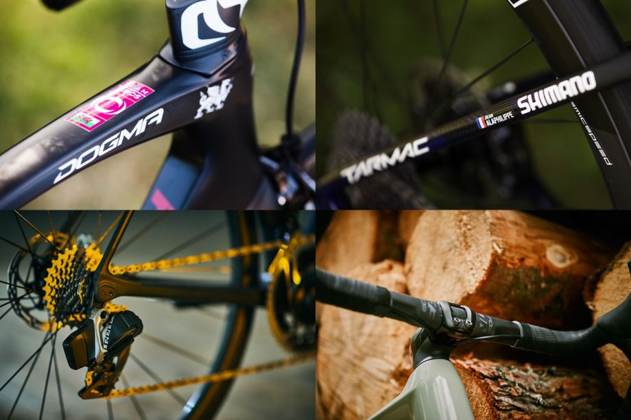 Tech of the week: Thomas's Dogma F12 and Canyon's 6kg Ultimate