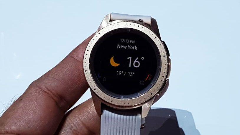 Samsung Galaxy Watch: first look