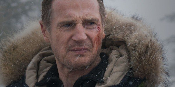 Liam Neeson plays his signature again badass role in Cold Pursuit