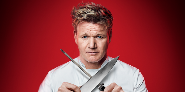 Gordon Ramsay Hell's Kitchen Fox
