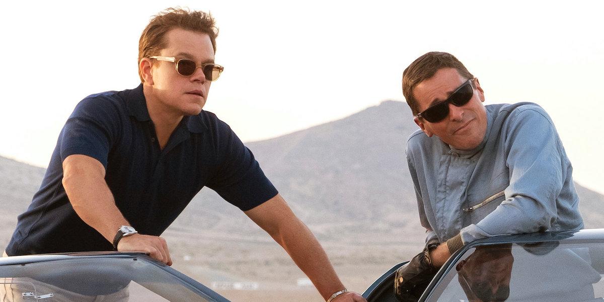 Ford V Ferrari's Matt Damon And James Mangold Are Re-Teaming For A Crime Drama