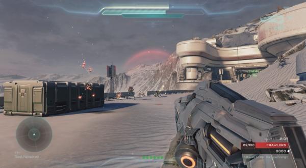 Halo 5 Warzone Firefight