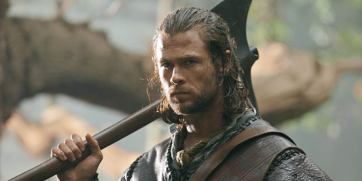 Chris Hemsworth in The Huntsman: Winter's War