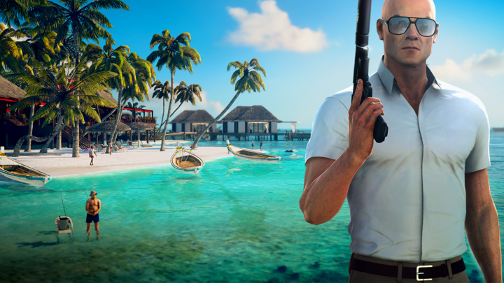 Hitman 2's last mission features a trio of targets in a tropical resort