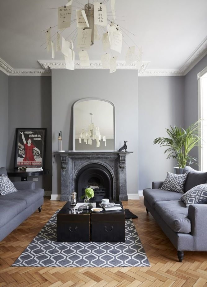 Gorgeous Grey Living Room Ideas And Inspiration