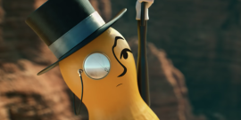 Mr. Peanut Has Been Killed Off In Hilariously Weird Super Bowl Commercial With Wesley Snipes