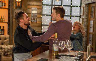 Coronation Street spoilers: Ali Neeson and Ryan come to blows!