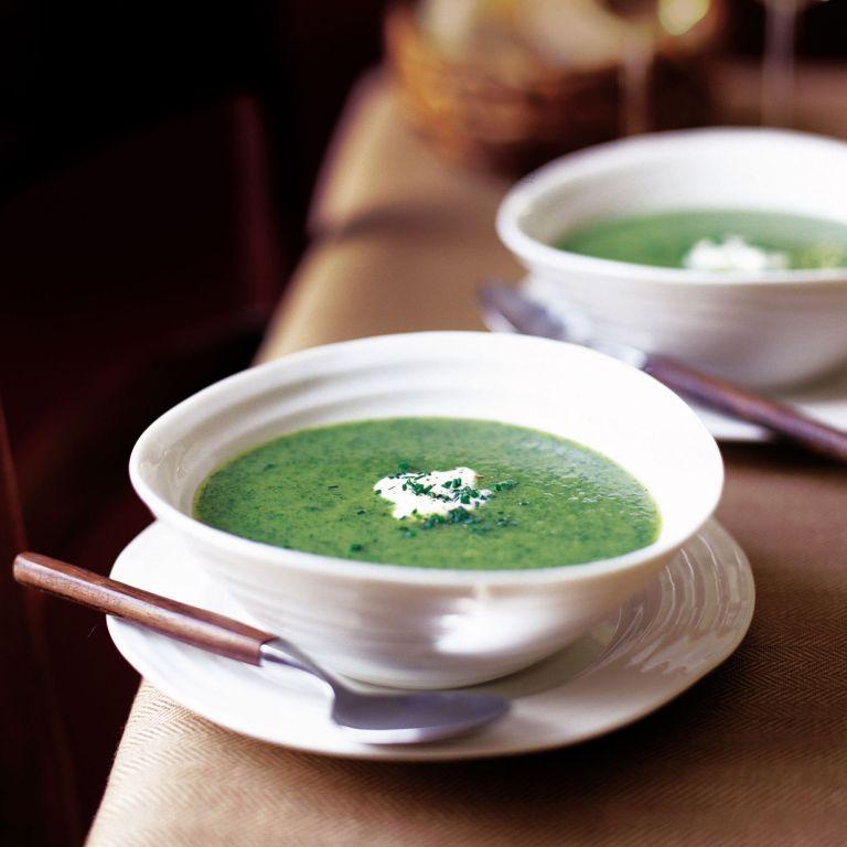 Watercress Soup recipe-soup recipes-recipe ideas-new recipes-woman and home