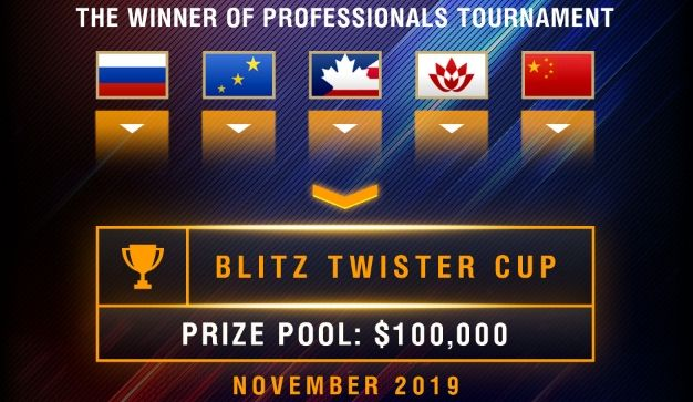 Aussies set to storm into the World of Tank Blitz Twister Cup