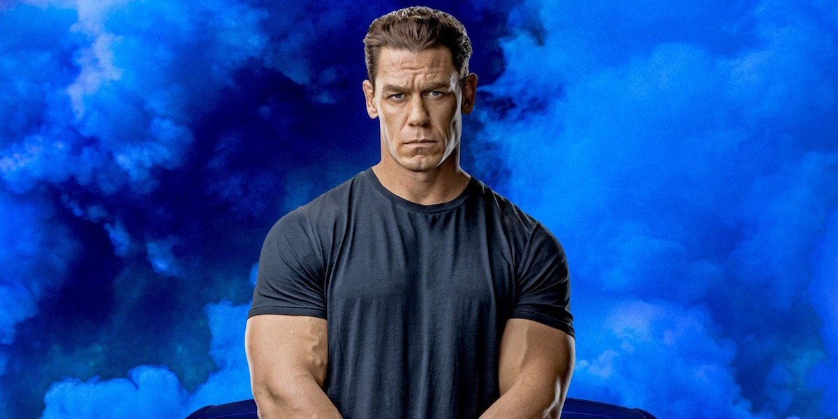 John Cena Fast and Furious 9