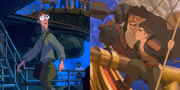 The Two Cult Disney Animated Movies That Need Live Action