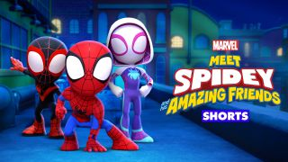 Meet Spidey and his Amazing Friends