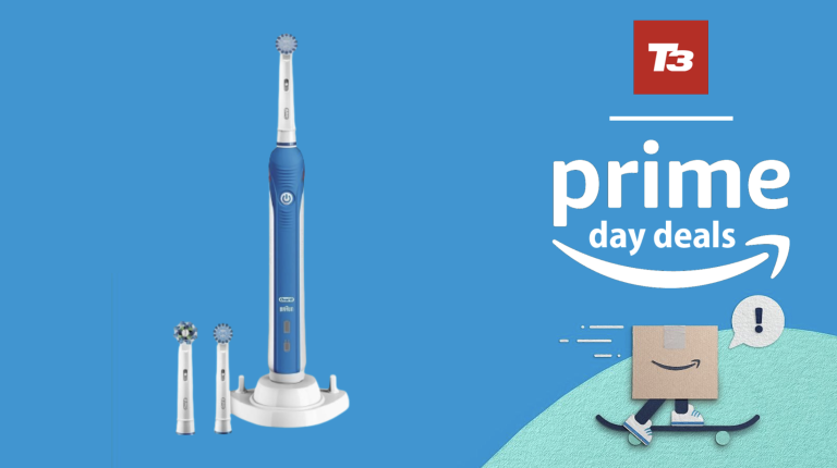 Oral B Pro 3 3000 electric toothbrush Amazon Prime Day 2020