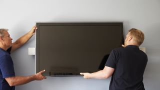 How to wall-mount your TV