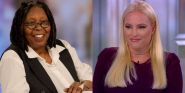 The View's Meghan McCain Shared A Heartfelt Post About Working With Whoopi Goldberg Despite Not Always Seeing Eye-To-Eye