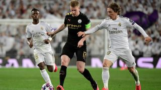 Live stream Man City vs Real Madrid: Watch the Champions League online tonight wherever you are