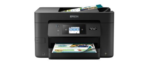 Epson WorkForce Pro WF-4720 review