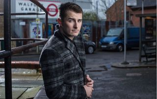 EastEnders Ben Mitchell played by Max Bowden