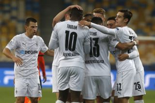 Ukraine Soccer Champions League