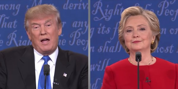 debate donald trump hillary clinton