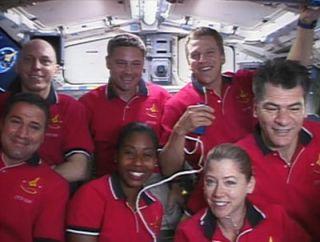 NASA: Weather Looks Good for Shuttle Landing