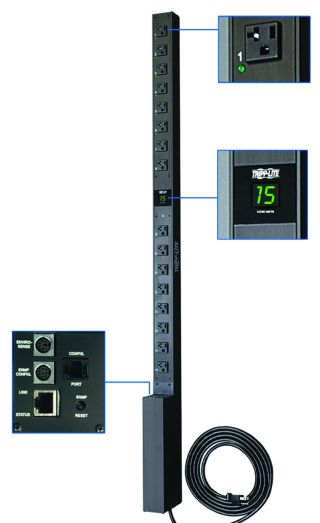 Tripp Lite Introduces the Line of Power Distribution Units