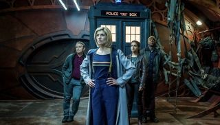 Jodie Whittaker as Doctor Who (Image Credit: BBC)