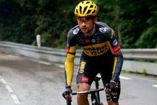 Team Jumbo-Visma's Primoz Roglic at the Tour de France