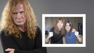Dave mustaine Malcolm young