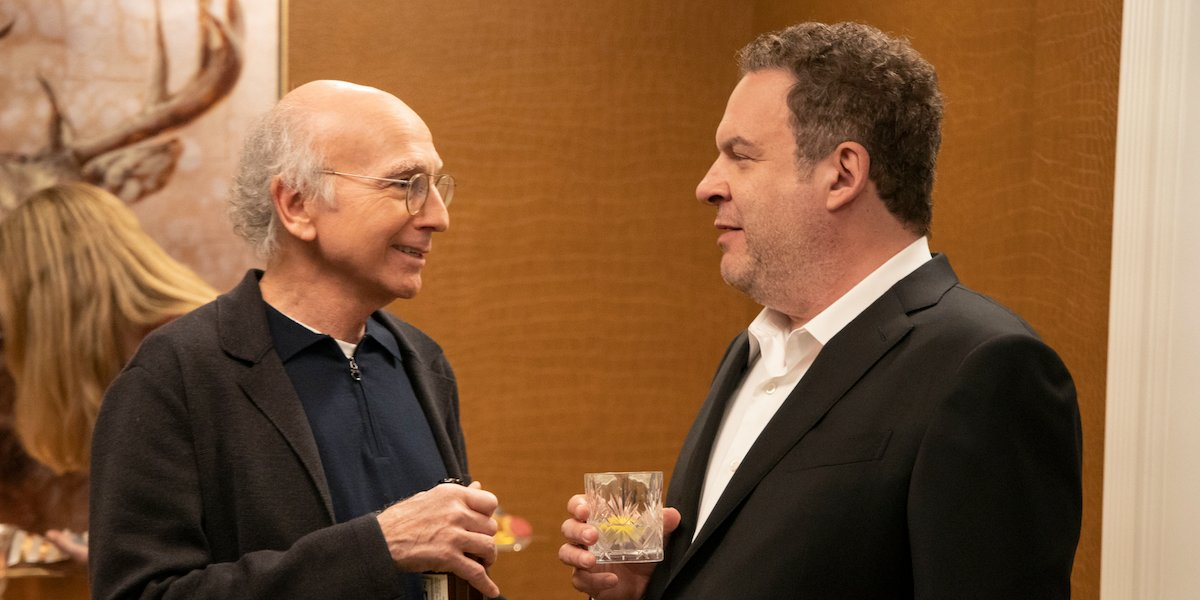 larry and jeff curb your enthusiasm season 10 premiere