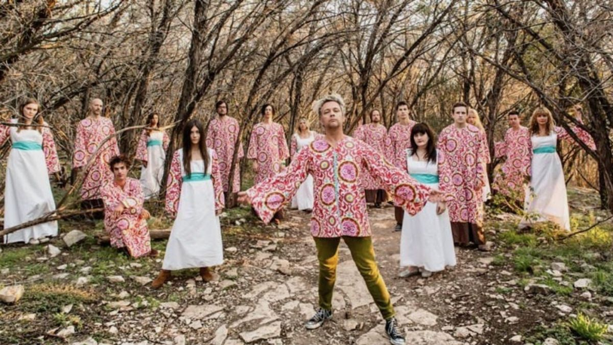 Listen to Texan 'choral rockers' The Polyphonic Spree's take on a Rush classic