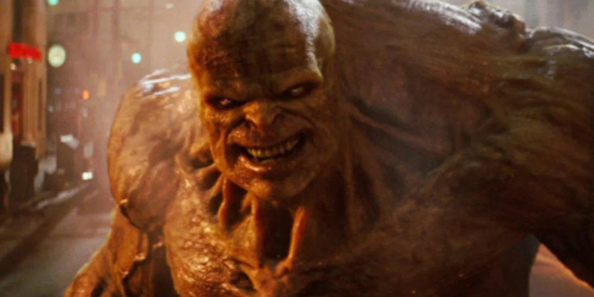 Tim Roth as Abomination in The Incredible Hulk