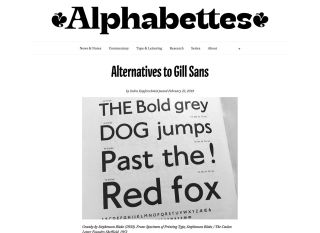 15 top typography resources